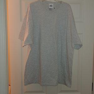 NEW Hanes IR tagless men's crewneck t-shirt
